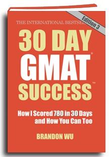 30 Day GMAT Success