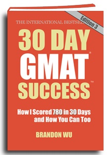 30 Day GMAT Success Edition 3
