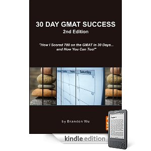 30 Day GMAT Success eBook is Available for Instant Download!