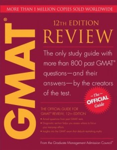 GMAT Official Guide and 30 Day GMAT Success