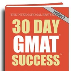 30 DAY GMAT SUCCESS